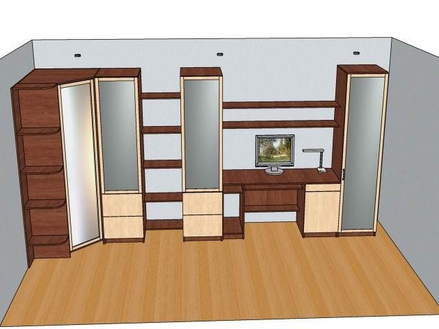 Гамма дизайн мебели